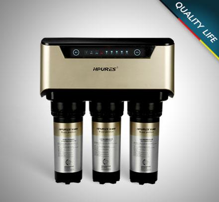 HP-M400-2新一代智能RO纯水机